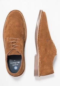 Ben Sherman - DANNY - Derbies - tobacco - 1