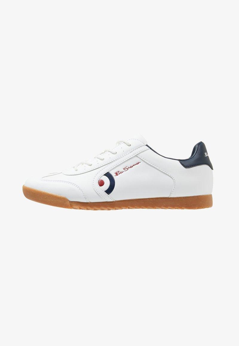 Ben Sherman - TARGET - Zapatillas - white