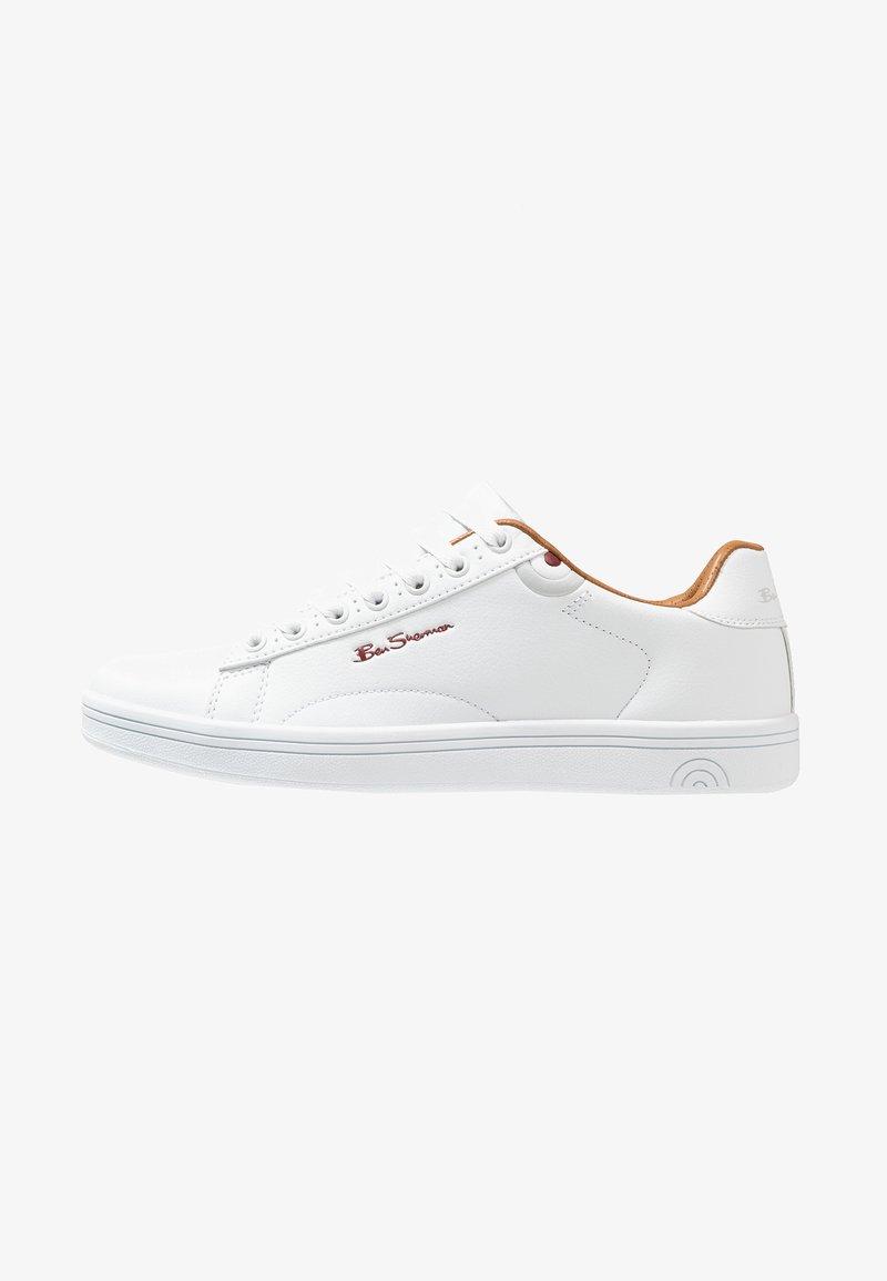 Ben Sherman - STORM - Sneakers - white