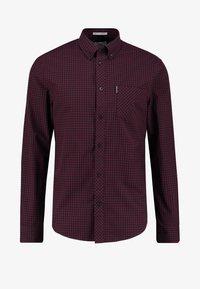 Ben Sherman - Overhemd - dark plum - 5