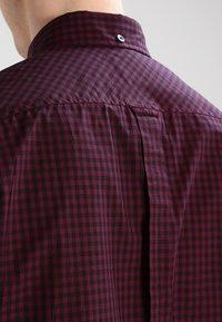 Ben Sherman - Overhemd - dark plum - 4