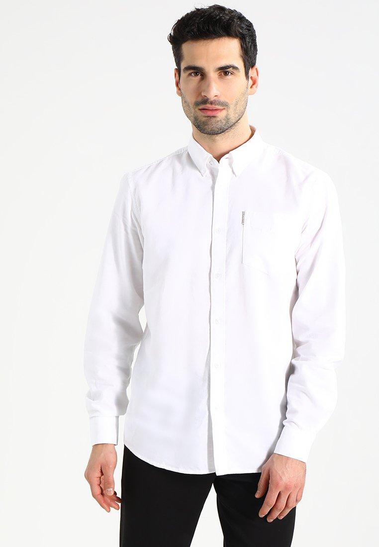 Ben Sherman - CORE OXFORD - Camisa - white