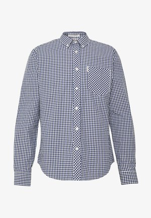 CORE GINGHAM - Overhemd - blue/grey