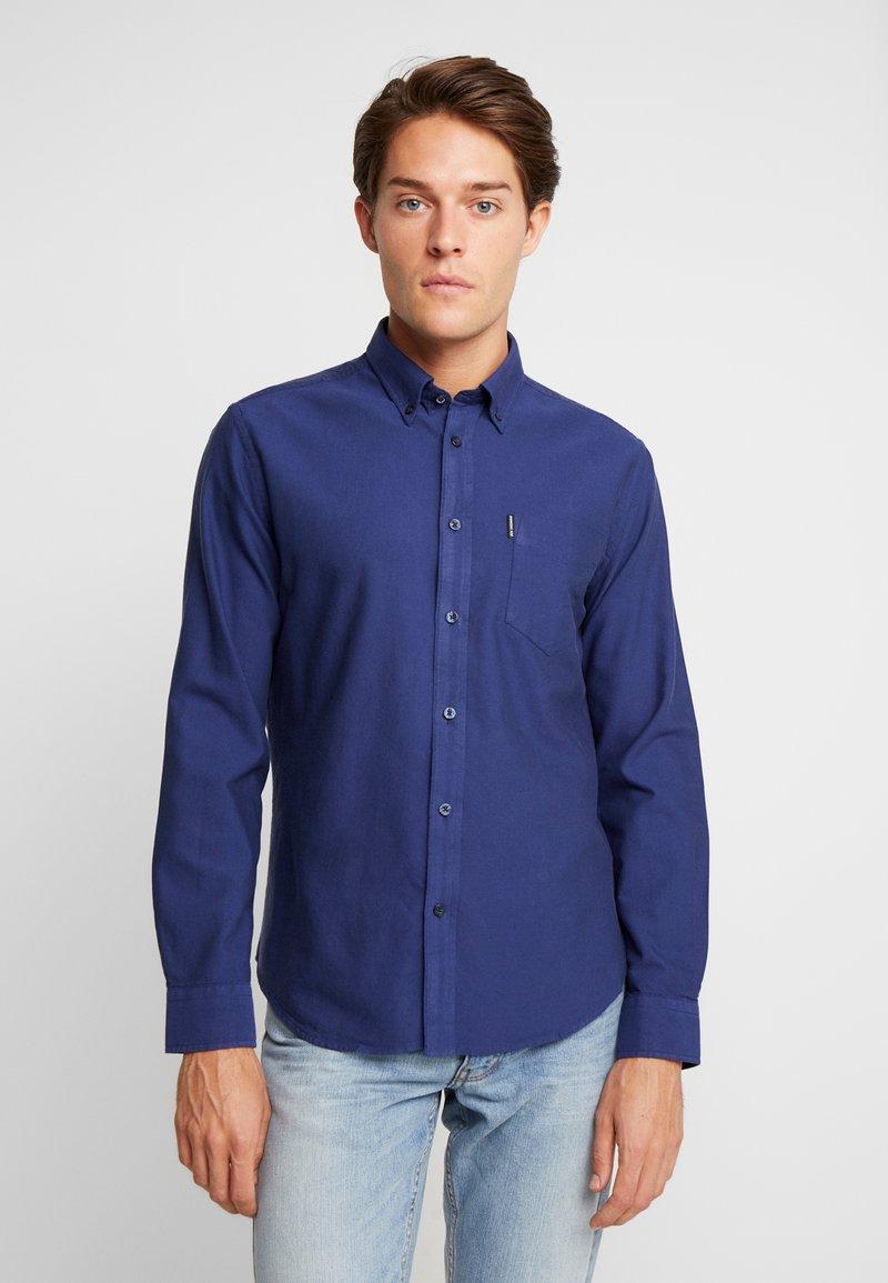 Ben Sherman - OXFORD  - Shirt - cobalt