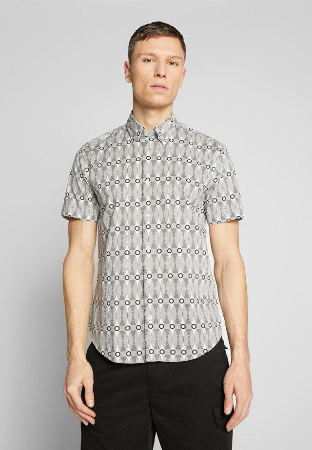 RETRO PRINT  - Shirt - ecru