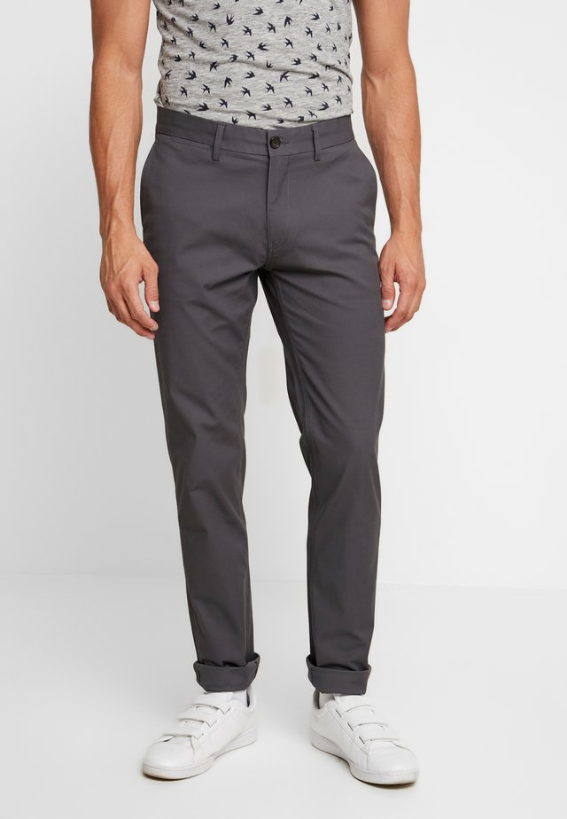 Chinos - dark grey