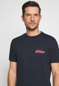 Ben Sherman - SUNRISE TEE - Print T-shirt - dark navy - 3