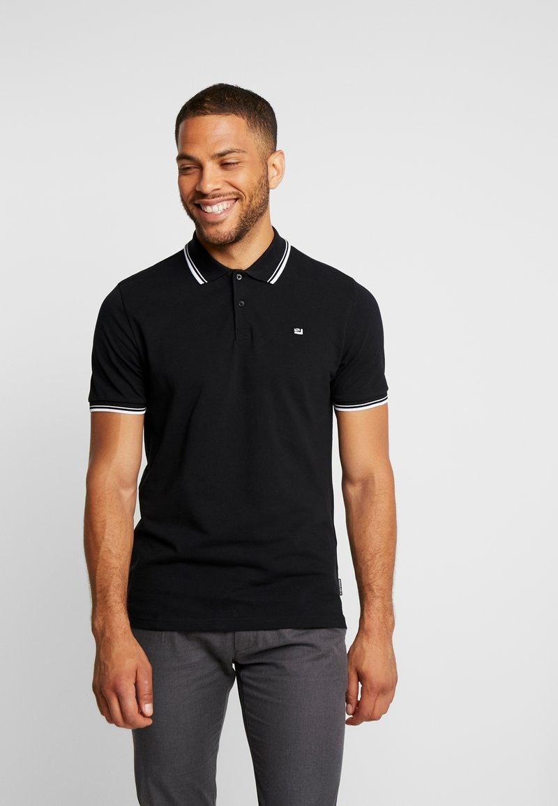 Ben Sherman - ROMFORD - Polo shirt - black