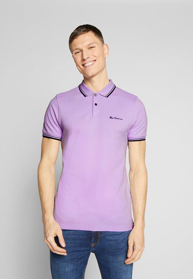 SIGNATURE - Polo shirt - lilac