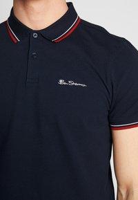 Ben Sherman - SIGNATURE - Poloshirt - navy - 5