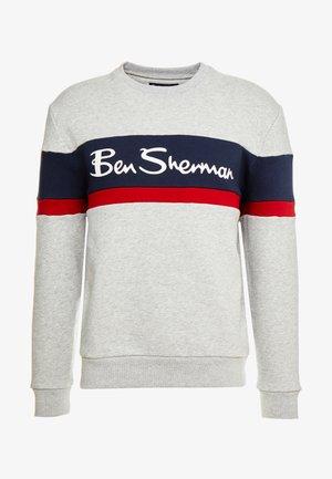 SPORTS CREW NECK - Sweatshirt - light grey