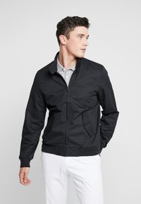 Ben Sherman - HARRINGTON - Bomberjacks - black - 0
