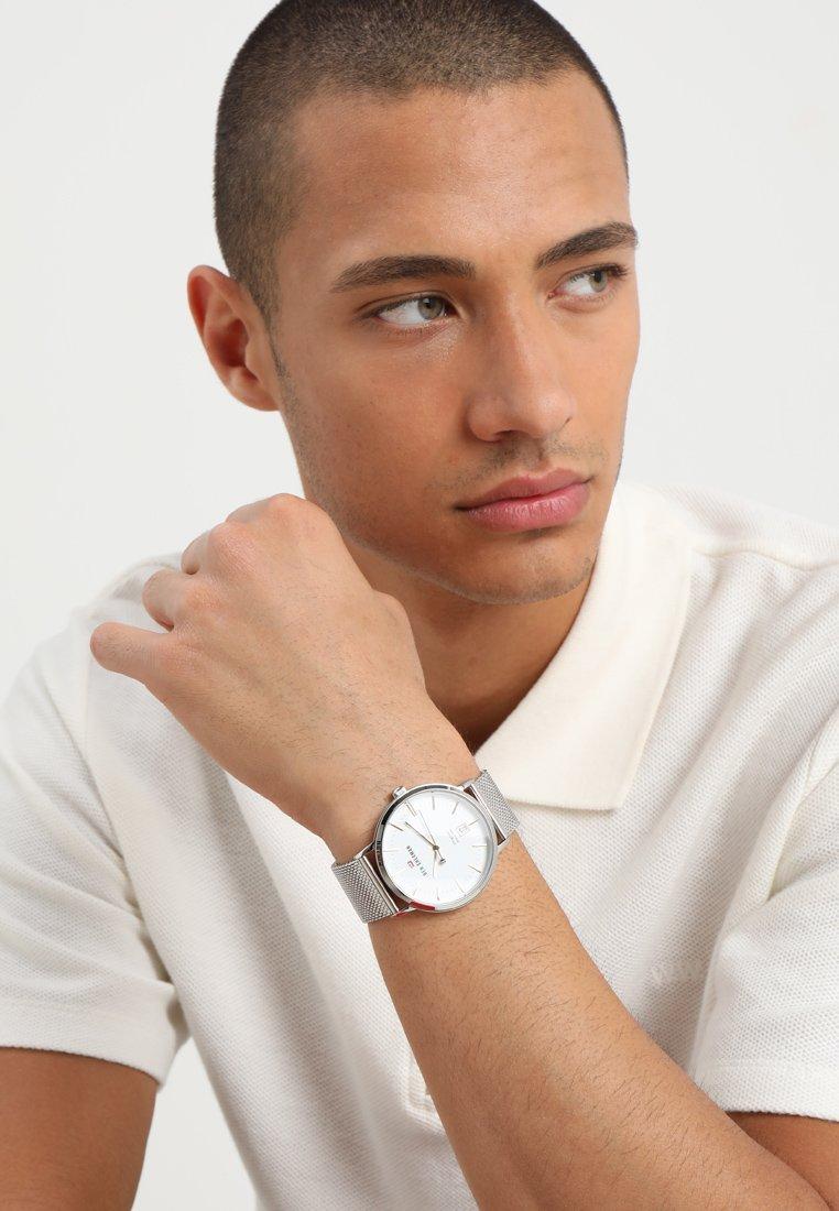 Ben Sherman - Watch - silver-coloured/white
