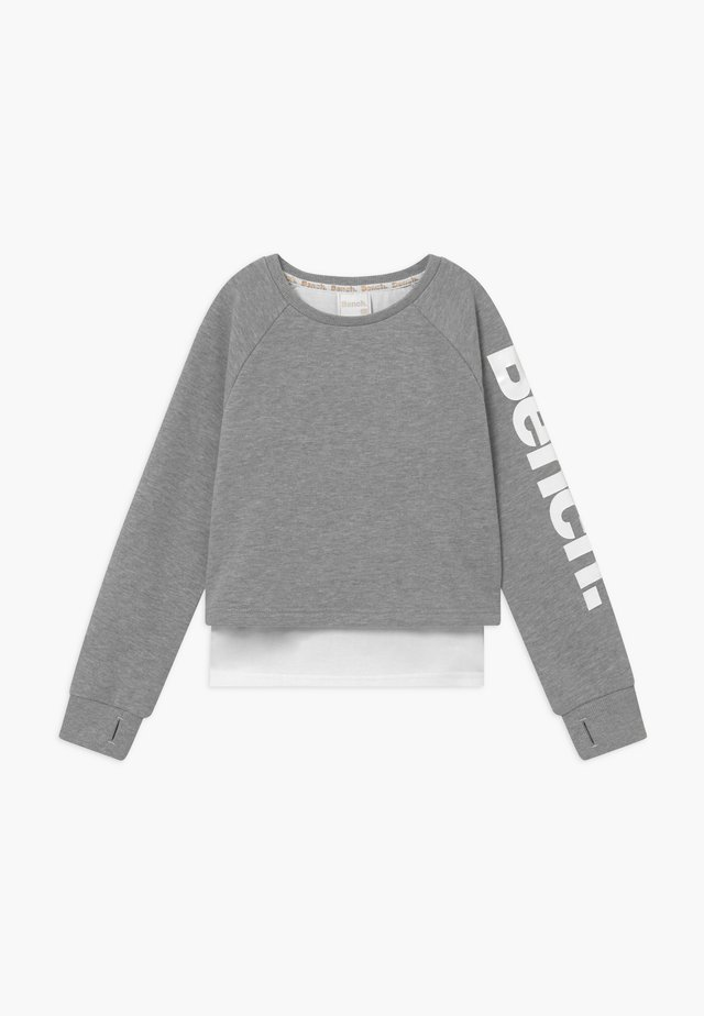 DANCEABLE 2-IN-1 - Sweatshirt - grey