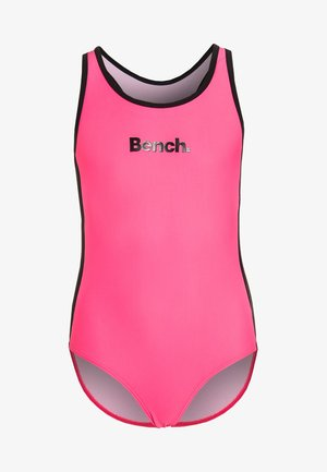 Swimsuit - pink/black