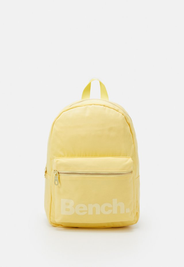 BACKPACK SMALL - Sac à dos - light yellow