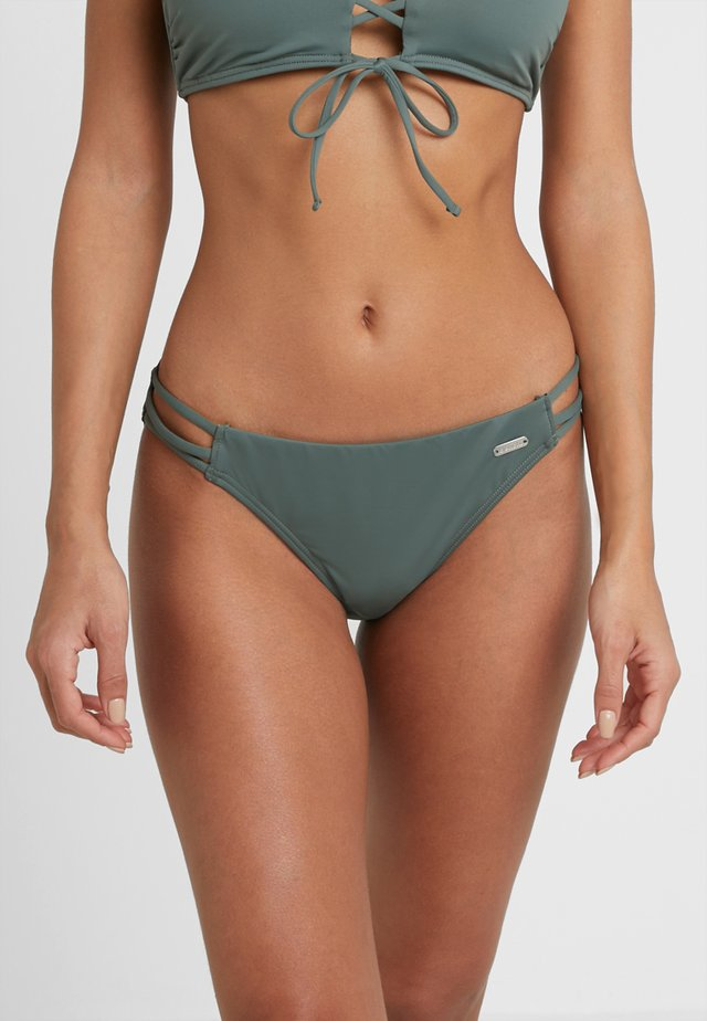 PANTS STRAPS - Bikinibroekje - oliv solid