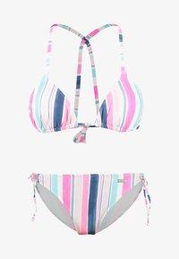 Bench - TRIANGLE TOP SET - Bikini - pink - 4