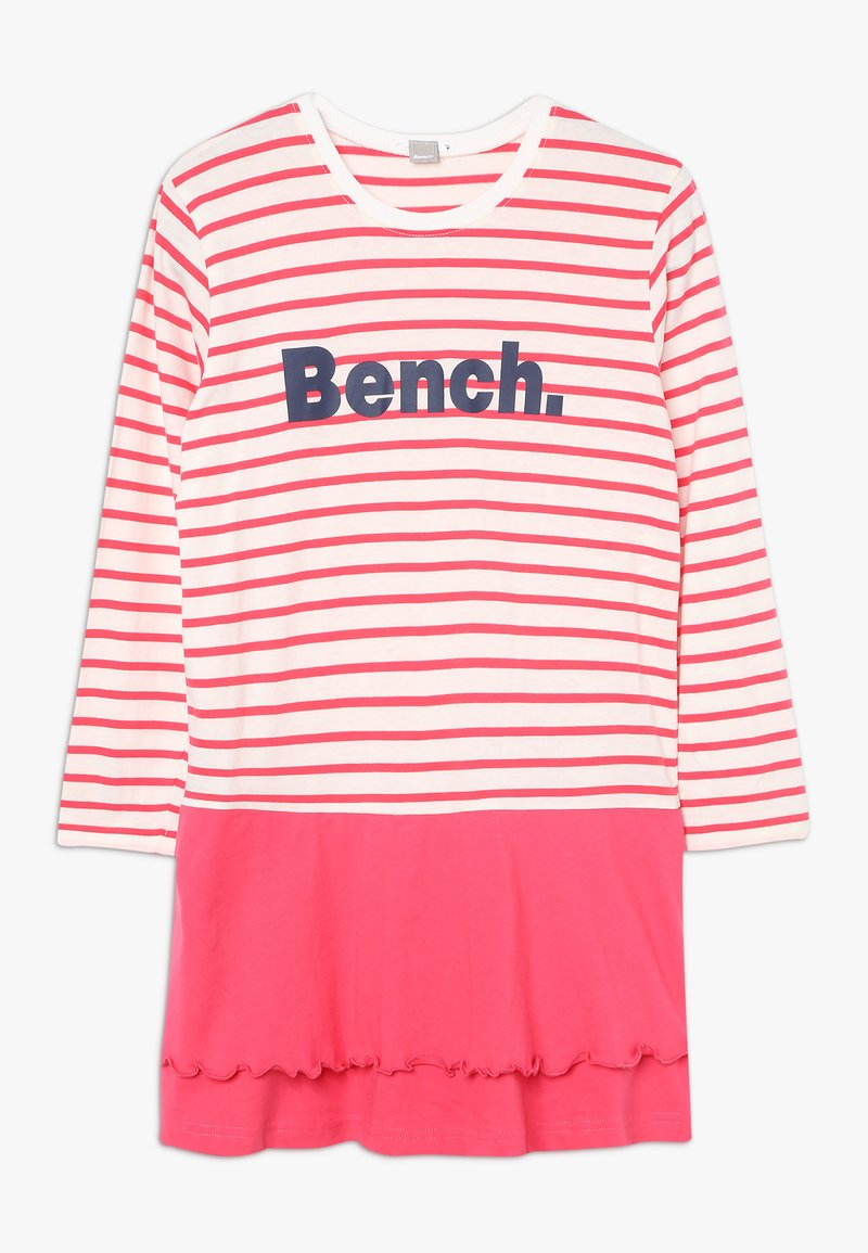 Bench - Nachthemd - coral/offwhite
