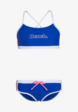 Bikini - blue/pink