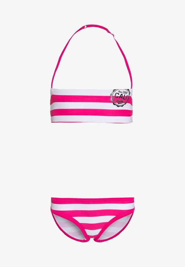 Bikinier - pink/white