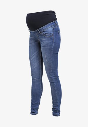 MAYA - Vaqueros slim fit - denim