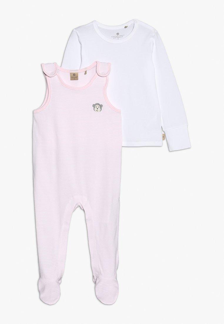 bellybutton - BABY - Babygrow - rose