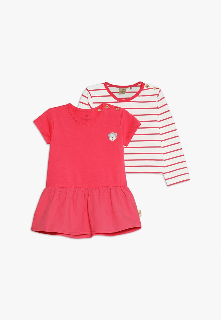 bellybutton - SET - Sweatshirt - rouge red/red