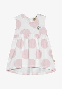 bellybutton - Vestido ligero - white/pink - 3