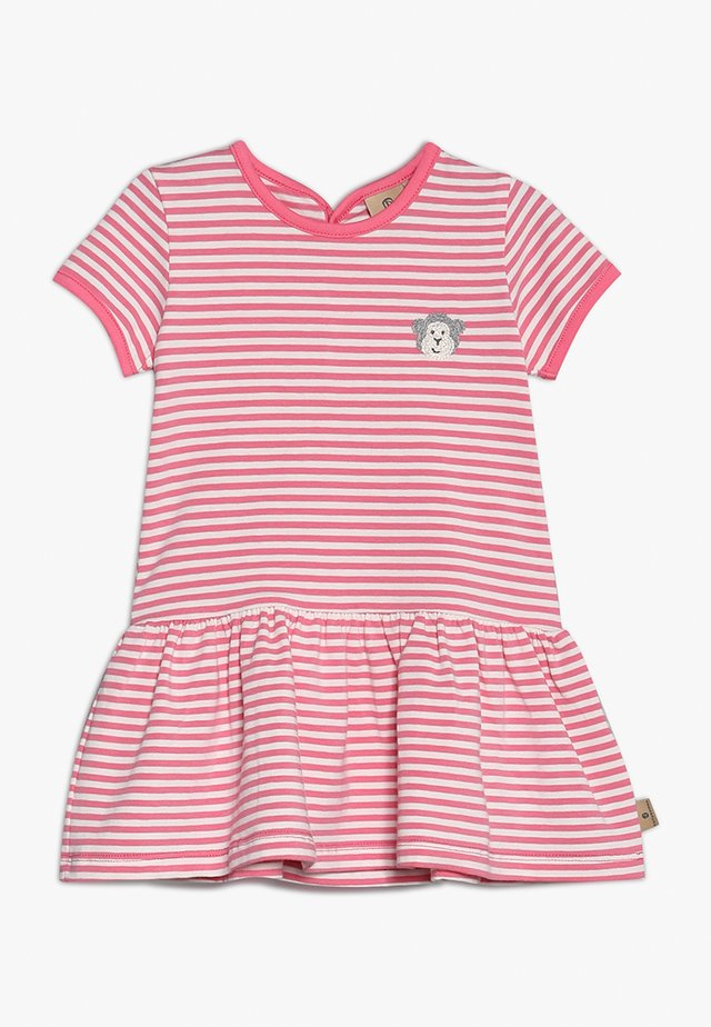 KLEID BABY - Robe en jersey - bubblegum/pink