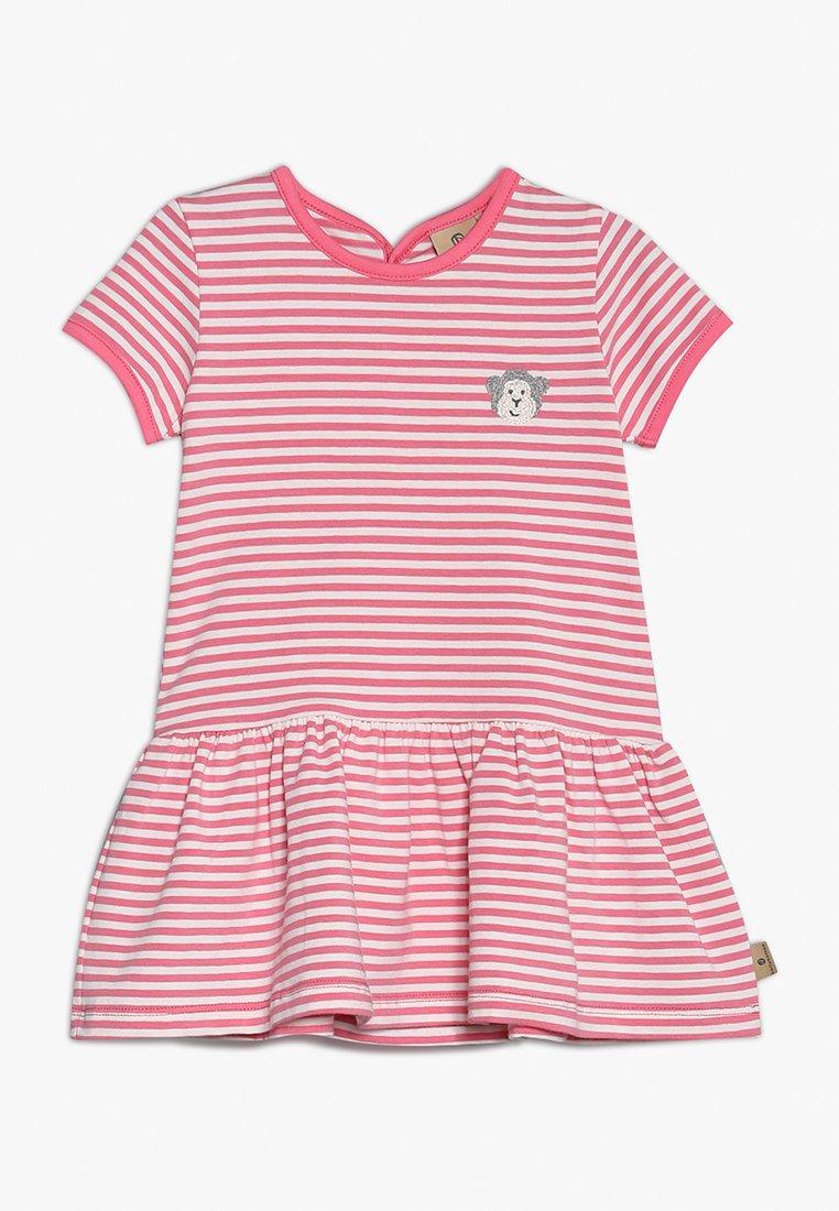 bellybutton - KLEID BABY - Robe en jersey - bubblegum/pink