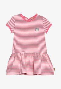 bellybutton - KLEID BABY - Robe en jersey - bubblegum/pink - 3