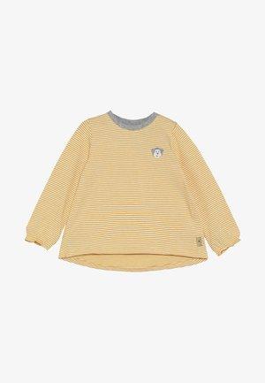 BABY - Long sleeved top - golden yellow