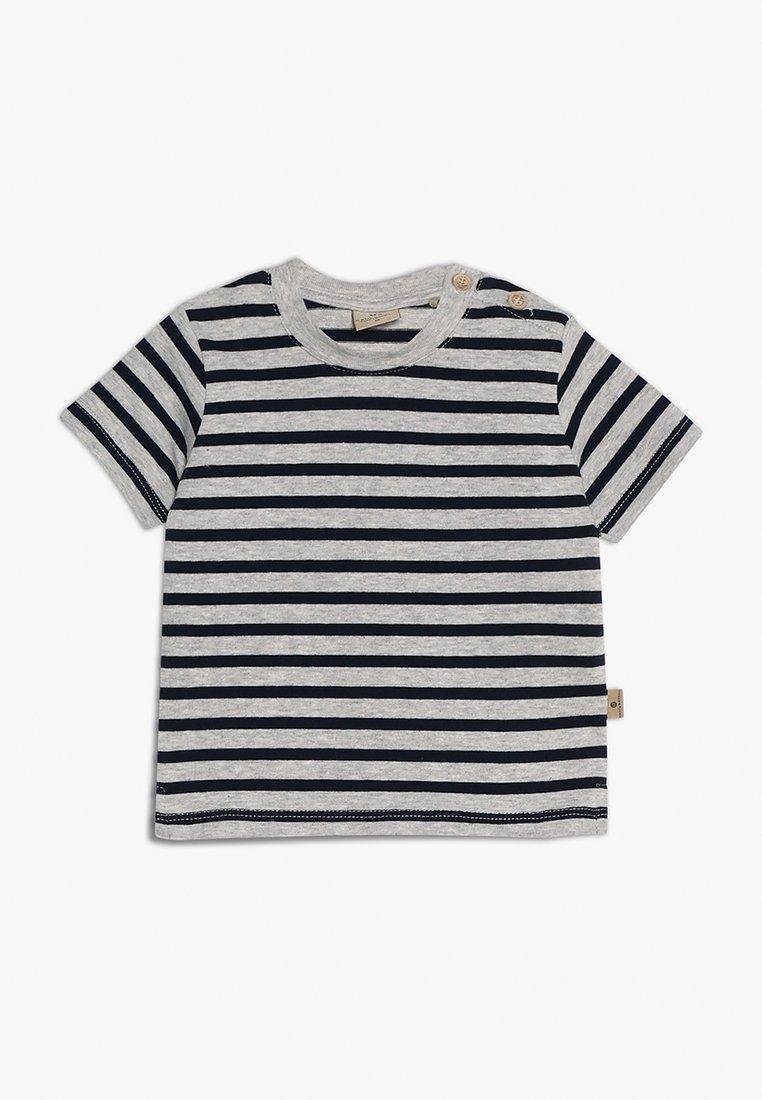 bellybutton - T-shirts print - mottled grey/dark blue