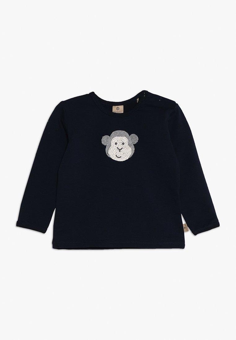 bellybutton - BABY - Top sdlouhým rukávem - navy blazer/blue