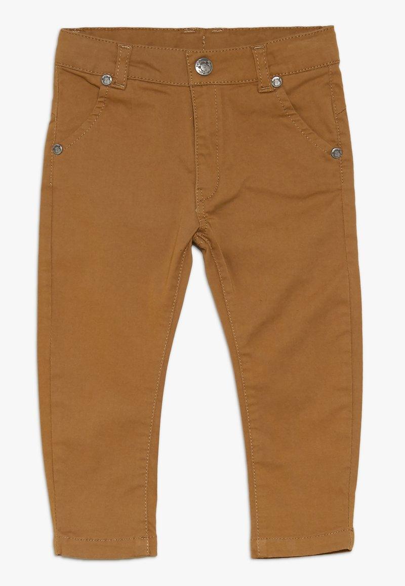 bellybutton - BABY - Kalhoty - ermine/brown
