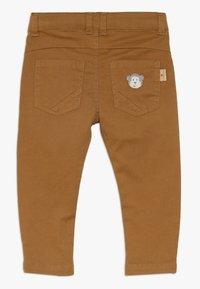 bellybutton - BABY - Pantalones - ermine/brown - 1