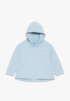 BABY - Mikina skapucí - forget me not blue