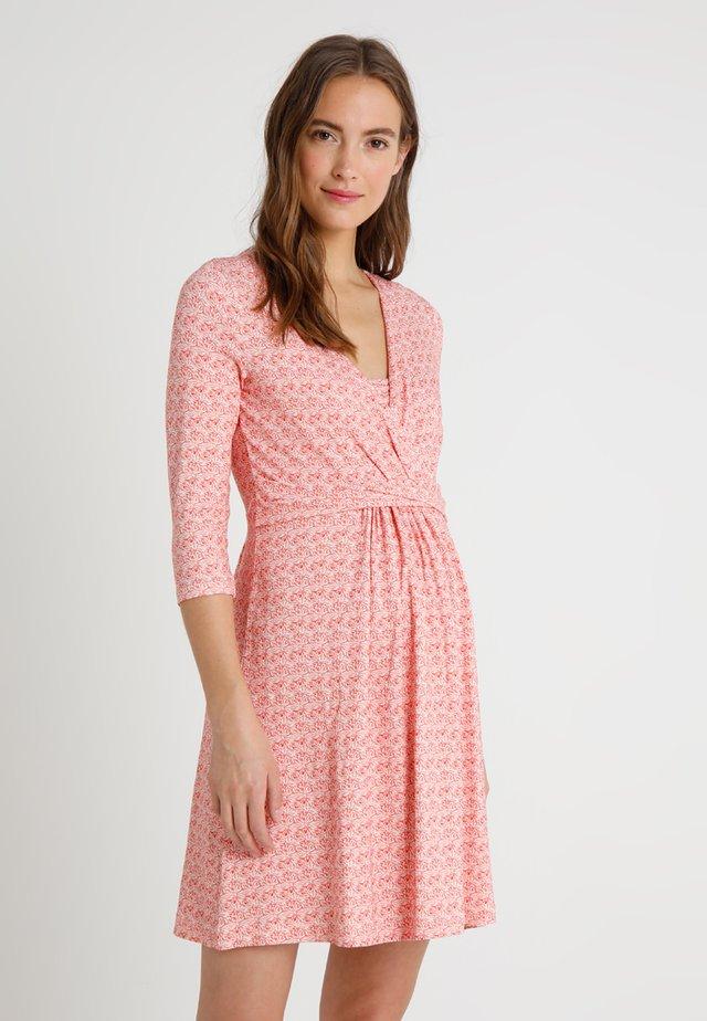 3/4 ARM MIT STILLFUNKTION - Jersey dress - multicolored