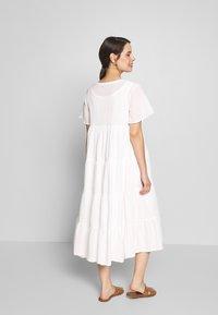bellybutton - STILL KLEID ARM - Sukienka letnia - cloud dancer - 2