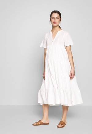 STILL KLEID ARM - Day dress - cloud dancer