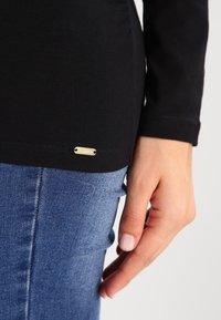 bellybutton - LAURE - Camiseta de manga larga - caviar|black - 4