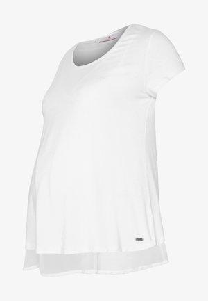 STILL ARM - T-shirt basic - cloud dancer