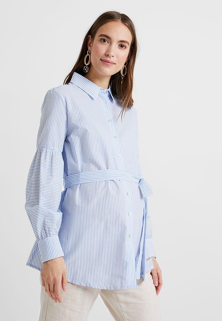 bellybutton - Camisa - blue/white