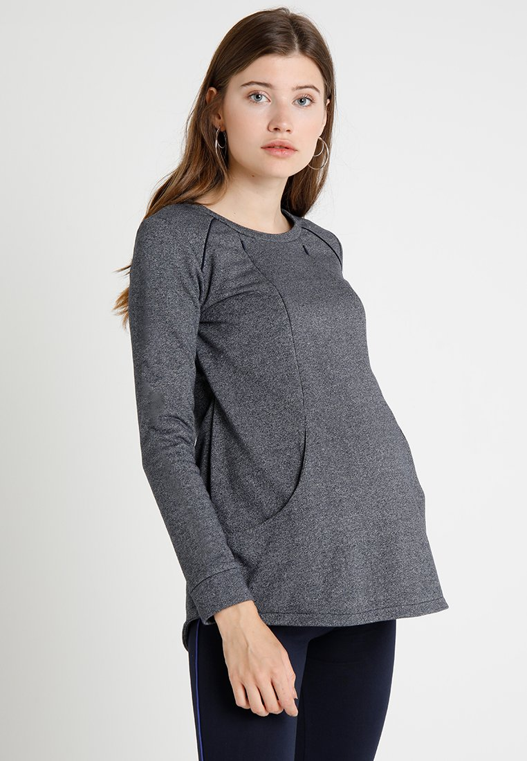 bellybutton - Sweatshirt - night sky