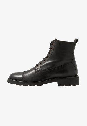 NEW ALPERTON BOOT - Bottines à lacets - black