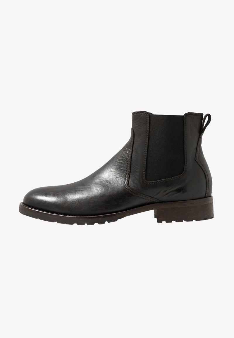 Belstaff - RODE BOOT - Kotníkové boty - black