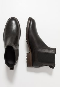 Belstaff - RODE BOOT - Kotníkové boty - black - 1