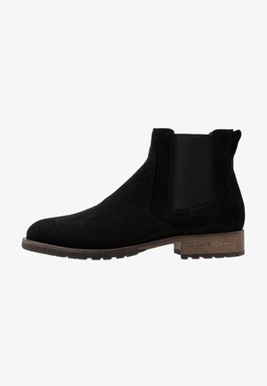 RODE BOOT - Bottines - black