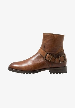 TRIALMASTER BOOT - Bottines - cognac